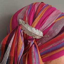 Feather Clasp