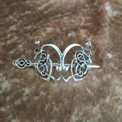 Celtic Knot Pin III