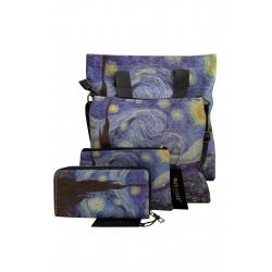 Van Gogh Starry Night Bags