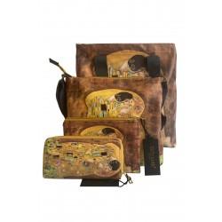 Klimt's The Kiss Bags