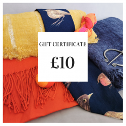 Gift Certificate: £10