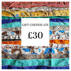 Gift Certificate: £30