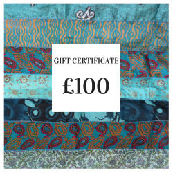 Gift Certificate: £100
