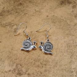 Snail Earrings
