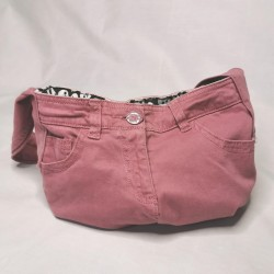 Upcycled Jeans Shoulder Bag