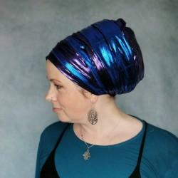 Royal Blue Disco Sash